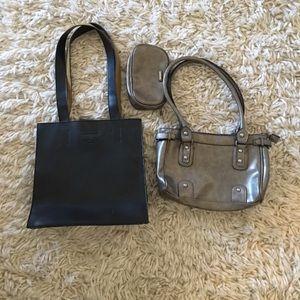 2 Handbags - Mondani & Rosetti  Great Deal!!